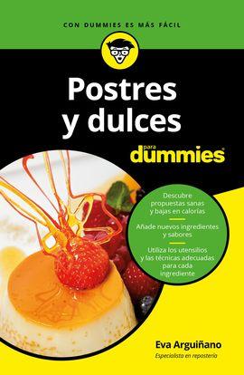 POSTRES Y DULCES PARA DUMMIES