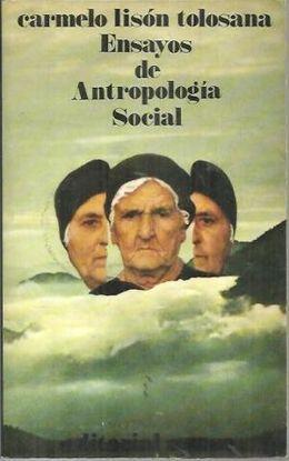 ENSAYOS DE ANTROPOLOGIA SOCIAL