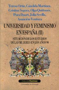UNIVERSIDAD Y FEMINISMO EN ESPAÑA (II)