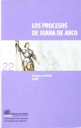 LOS PROCESOS DE JUANA DE ARCO