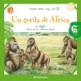 UN GORILA DE AFRICA