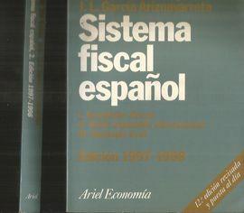 SISTEMA FISCAL ESPAÑOL T-1