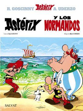 ASTÉRIX Y LOS NORMANDOS