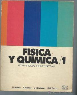 FÍSICA Y QUÍMICA 1. FORMACIÓN PROFESIONAL