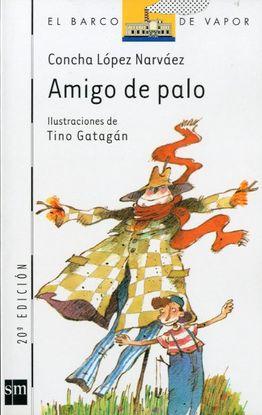 AMIGO DE PALO