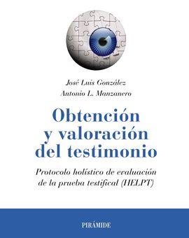 OBTENCIÓN Y VALORACIÓN DEL TESTIMONIO