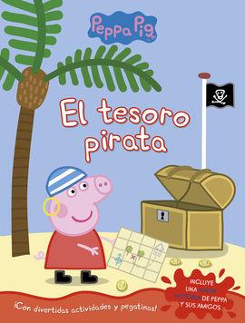 EL TESORO PIRATA (PEPPA PIG. ACTIVIDADES)