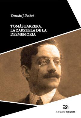 TOMÁS BARRERA