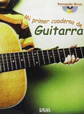MI PRIMER CUADERNO DE GUITARRA O.VARIAS