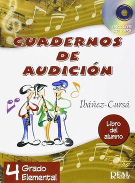 CUADERNO DE AUDICIÓN