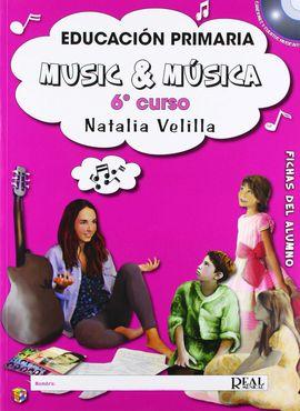 MUSIC AND MUSICA 6 - ALUMNO