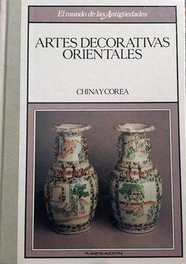 ARTES DECORATIVAS ORIENTALES III