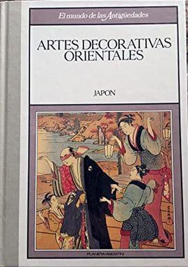 ARTES DECORATIVAS ORIENTALES IV