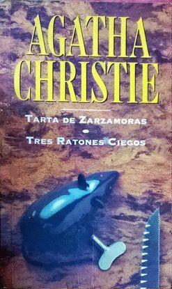 TARTA DE ZARZAMORAS  ;  TRES RATONES CIEGOS