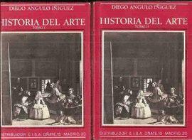 HISTORIA DEL ARTE, OBRA COMPLETA 2 TOMOS