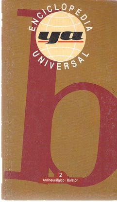 ENCICLOPEDIA UNIVERSAL EL PERIÓDICO T,2