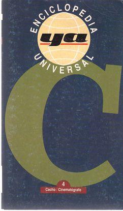 ENCICLOPEDIA UNIVERSAL EL PERIÓDICO T.4