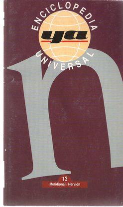 ENCICLOPEDIA UNIVERSAL EL PERIÓDICO T13