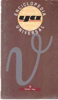 ENCICLOPEDIA UNIVERSAL YA.  T19. TELEFOTO-VAGO