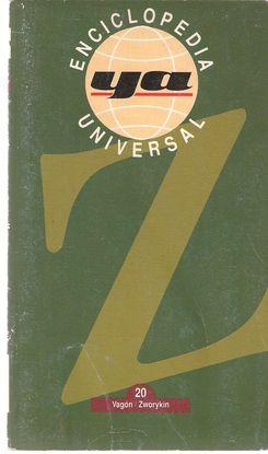 ENCICLOPEDIA UNIVERSAL YA.  T20. VAGÓN-ZWORYKIN