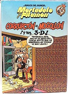 CORRUPCIÓN A MOGOLLÓN