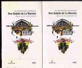 EL INGENIOSO HIDALGO DON QUIJOTE DE LA MANCHA (2 VS)
