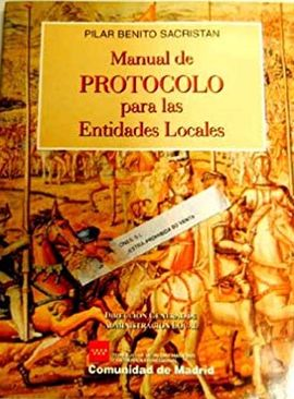 MANUAL DE PROTOCOLO PARA LAS ENTIDADES LOCALES