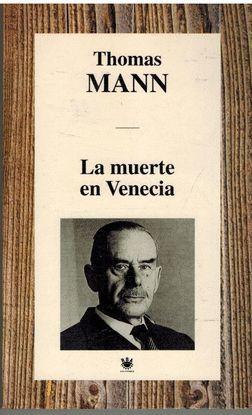 LA MUERTE EN VENECIA  MARIO Y EL MAGO