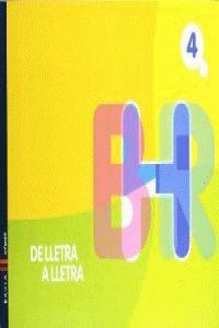 DE LLETRA A LLETRA 4
