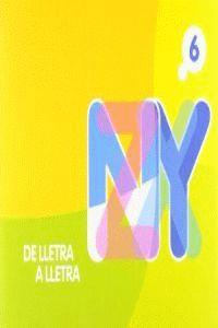 DE LLETRA A LLETRA 6