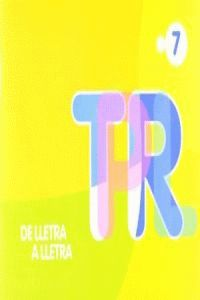 DE LLETRA A LLETRA 7