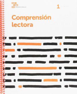 COMPRENSIÓN LECTORA 1 PRIMARIA BAULA