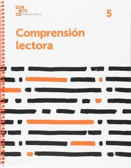 COMPRENSIÓN LECTORA 5 PRIMARIA BAULA