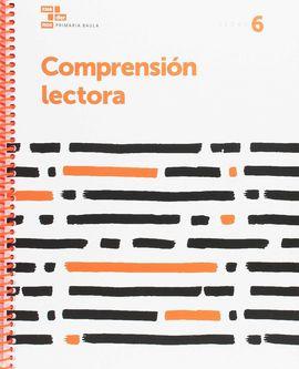 COMPRENSIÓN LECTORA 6 PRIMARIA BAULA