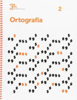 ORTOGRAFÍA 2 PRIMARIA BAULA
