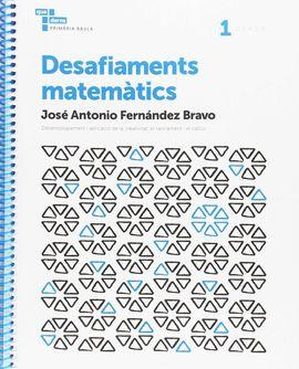 DESAFIAMENTS MATEMÀTICS 1 PRIMÀRIA BAULA