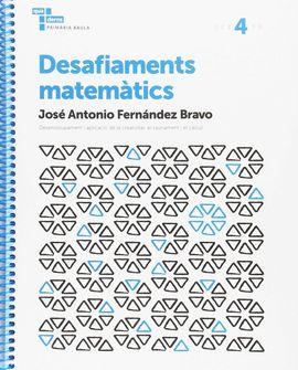 DESAFIAMENTS MATEMÀTICS 4 PRIMÀRIA BAULA