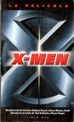 X-MEN : LA PELÍCULA