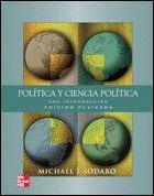 POLITICA Y CIENCIA POLITICA.UNA INTRODUCCION