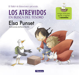 LOS ATREVIDOS EN BUSCA DEL TESORO (EL TALLER DE EMOCIONES 2)