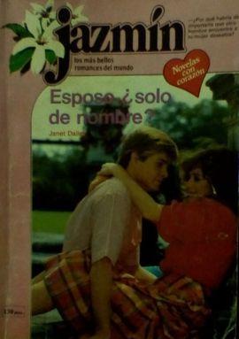 ESPOSO, ¿SÓLO DE NOMBRE?