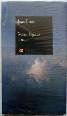 NUNCA LLEGARÁS A NADA