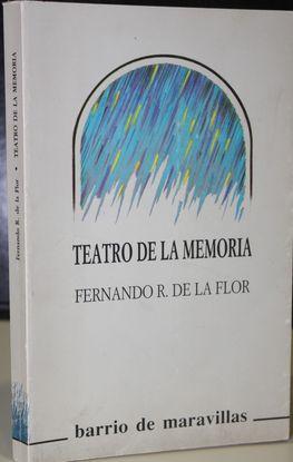 TEATRO DE LA MEMORIA