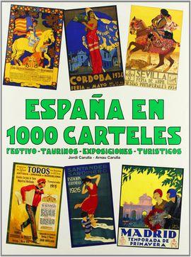 ESPAÑA EN 1000 CARTELES