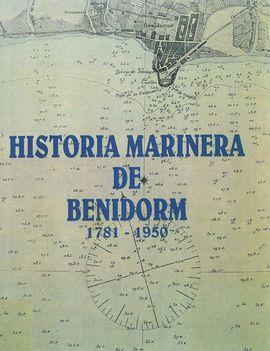 HISTORIA MARINERA DE BENIDORM  1781-1950