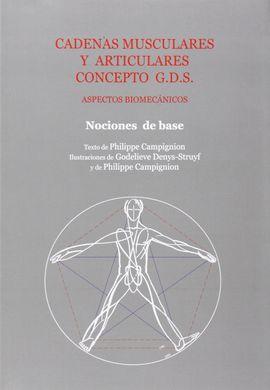 CADENAS MUSCULARES Y ARTICULARES. MÉTODO G.D.S.