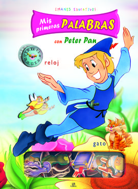 MIS PRIMERAS PALABRAS CON PETER PAN