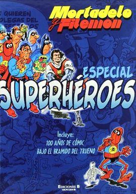 ESPECIAL SUPERHEROES