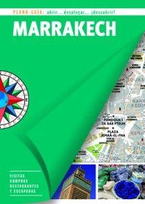 MARRAKECH (PLANO-GUIA)