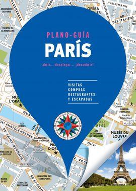 PARIS / PLANO-GUÍA